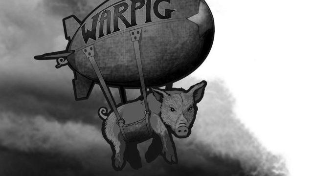 A guerra do porco