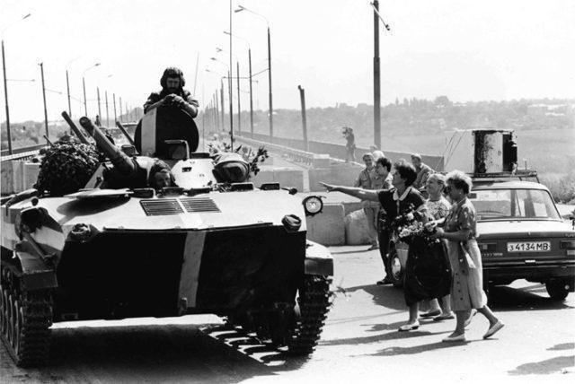 Guerra Moldávia-Transnistria