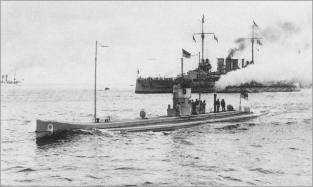 Submarino U-9