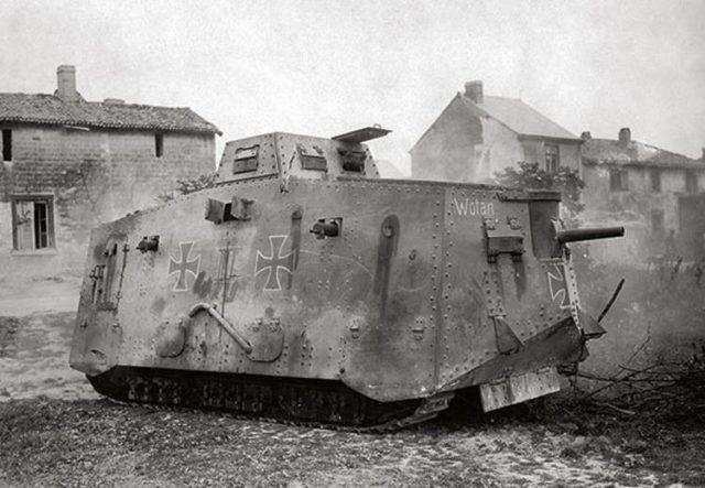 Tanque A7V