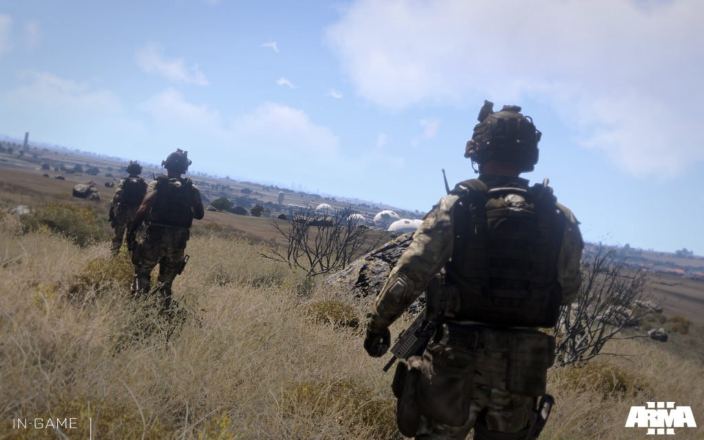 Arma 3 Wallpaper HD