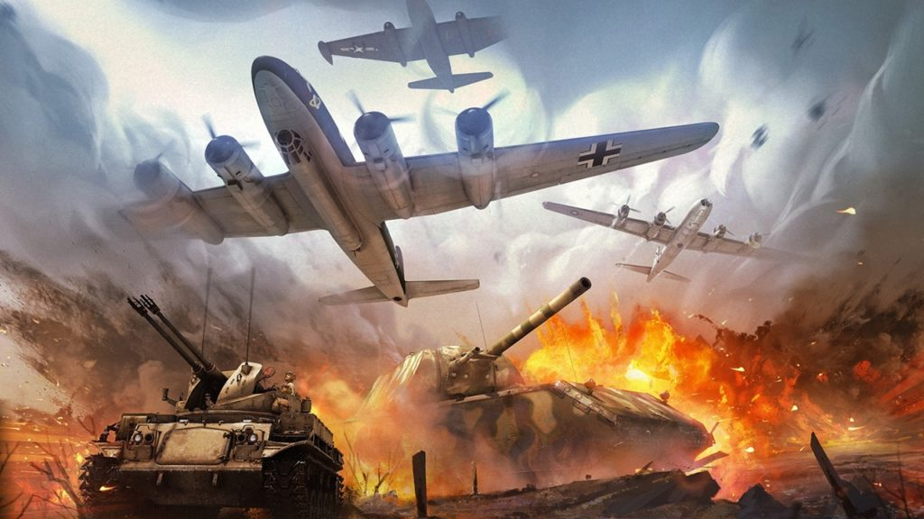 War Thunder wallpaper