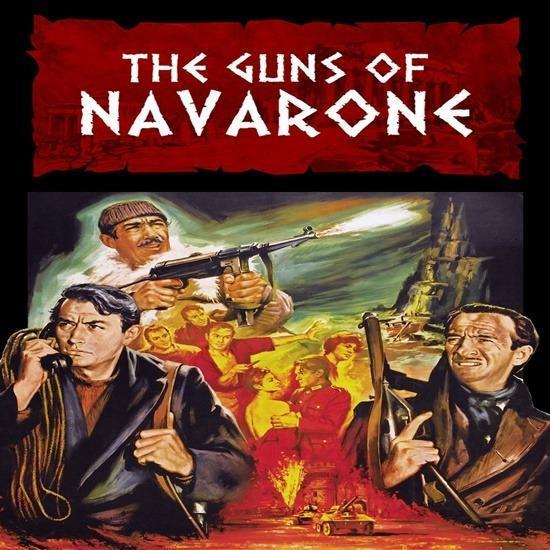 Os Canhões de Navarone - The Guns of Navarone