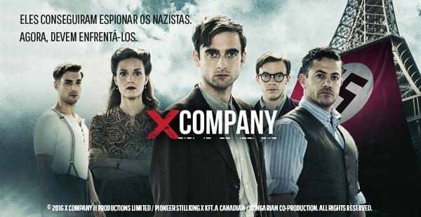 Série X Company - Fatos Militares