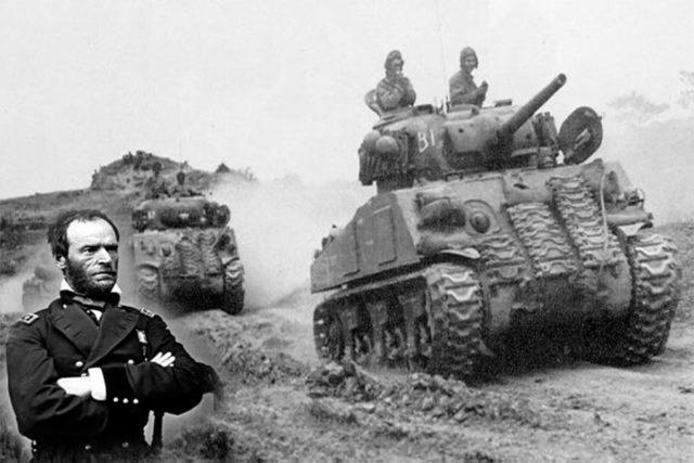 7 blindados que receberam seus nomes em homagens a generais
