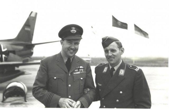 Erich hartmann após a guerra