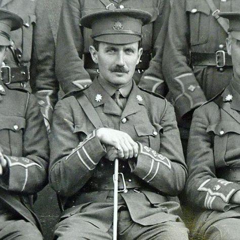 O Capitão Robert Campbell - Fatos Militares