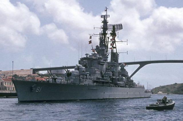BAP Almirante Grau (CLM-81) - Fatos Militares