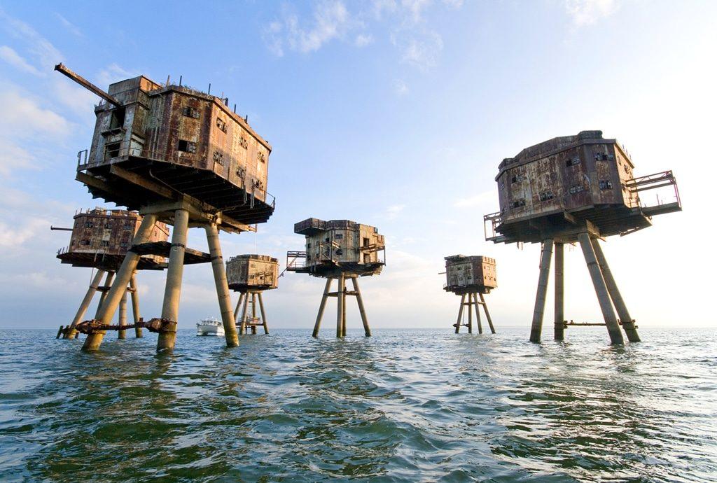 Fortalezas Marinhas de Maunsell