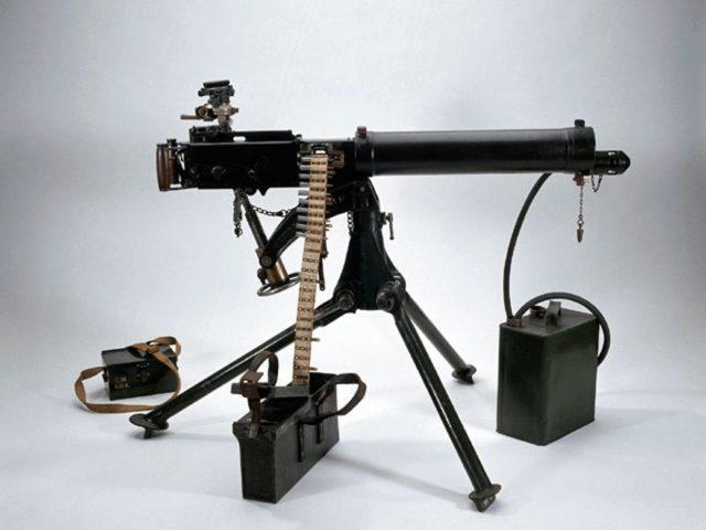 Vickers metralhadora