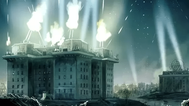 Flak Towers - bases militares