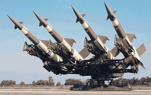 S-125 Neva sistema de defesa aérea usado para derrubar o F-117A.