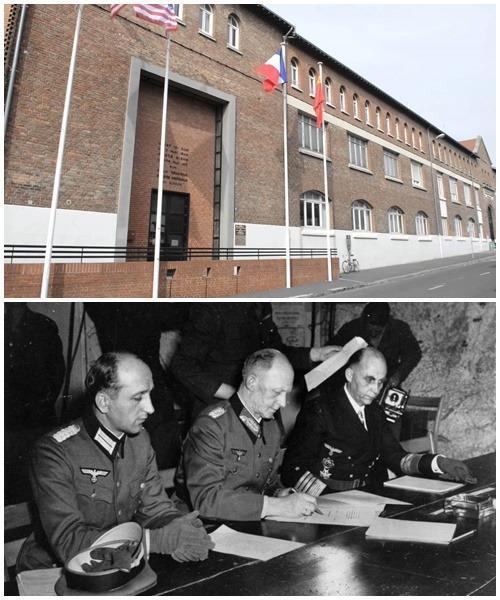 Museu da Rendição e Oficias Alemães