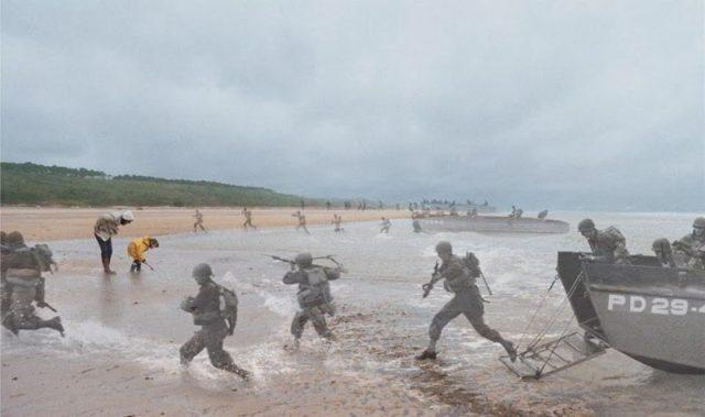 Praia da Normandia