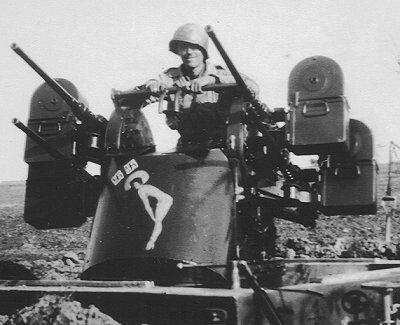 M45 antiaéreos