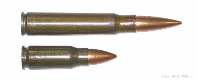 Mauser 7,92x57 mm e 7,92x33 Kurz