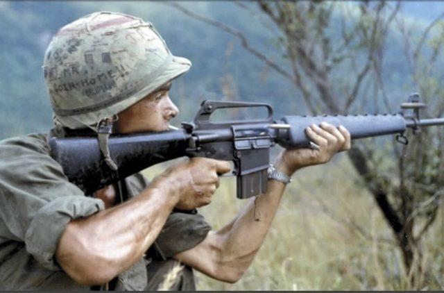 M-16A1