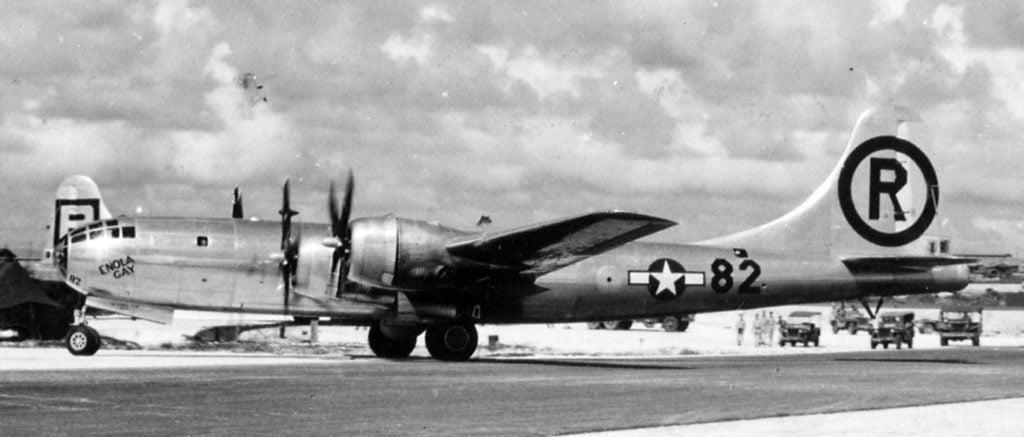 B-29 Superfortress - Enola Gay