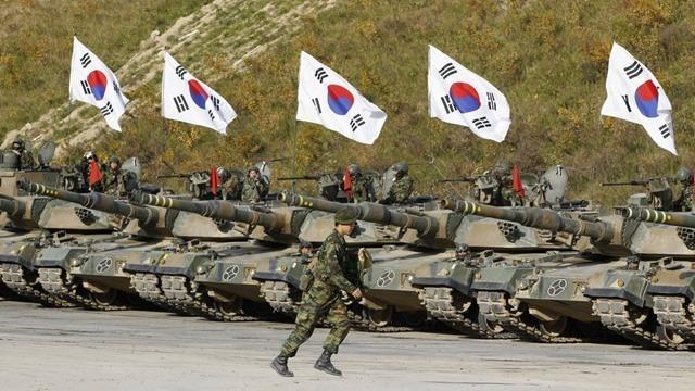 Exército Sul Coreano