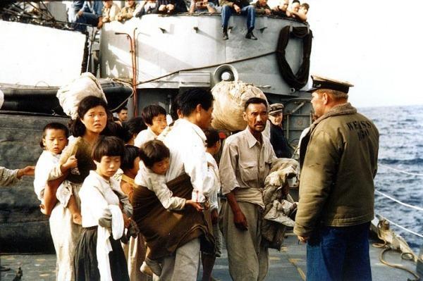 Refugiados da Coréia do Norte
