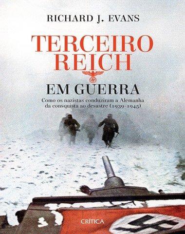 Livro Terceiro Reich em Guerra