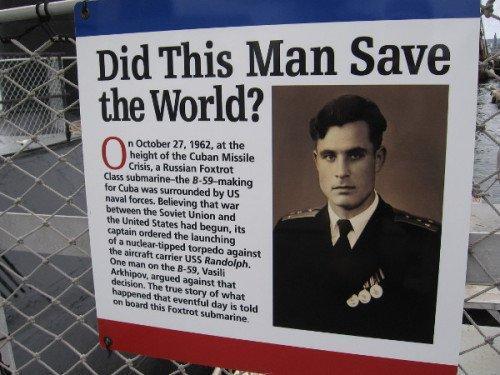 Vasili Arkhipov - O homem que salvou o mundo