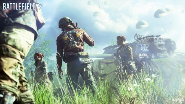 Soldado - Battlefield V