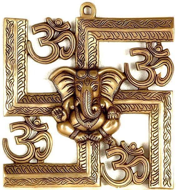 Suástica religião Hindu