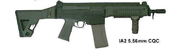 IA2 5.56mm CQC