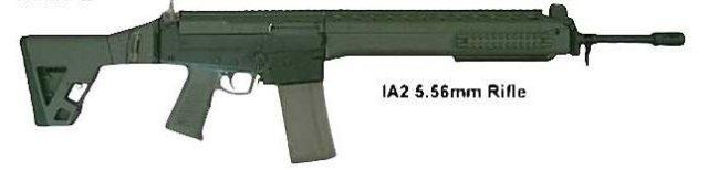 IA2 5.56mm