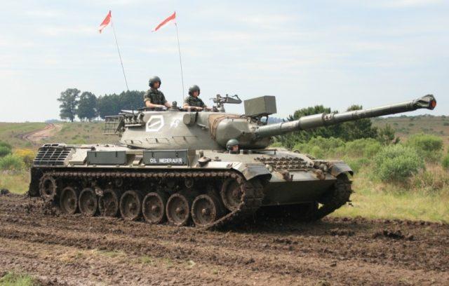 Leopard 1A1 EB