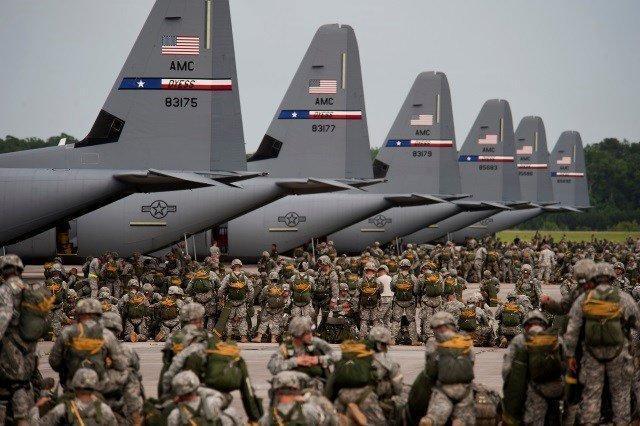 potências militares