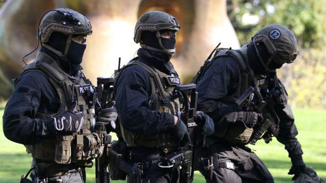 GSG 9 - forças especiais