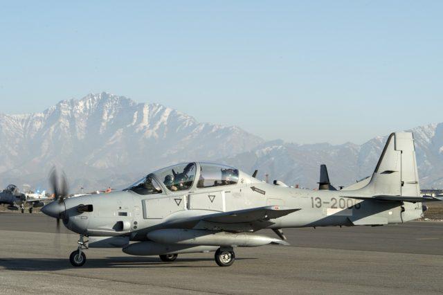 Aviões da Embraer atuarão na destruição de posições dos extremistas do Taleban e da Al-Qaeda abrigados sob a cadeia de montanhas que ocupa a maior parte do país