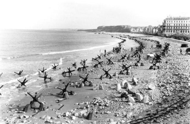 Hitler estava muito confiante de que o desembarque do Dia D seria em Pas-de-Calais