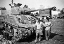 Lendas da WWII - A História do Tanque roubado