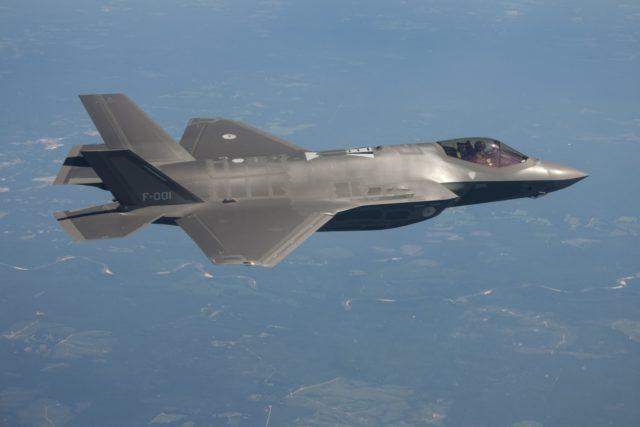F-35 Lightning II - Poder aéreo