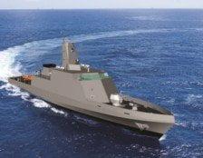A Marinha do Brasil mantém seu plano para encomendar 20 navios de 500 toneladas. Fonte: EMGEPRON