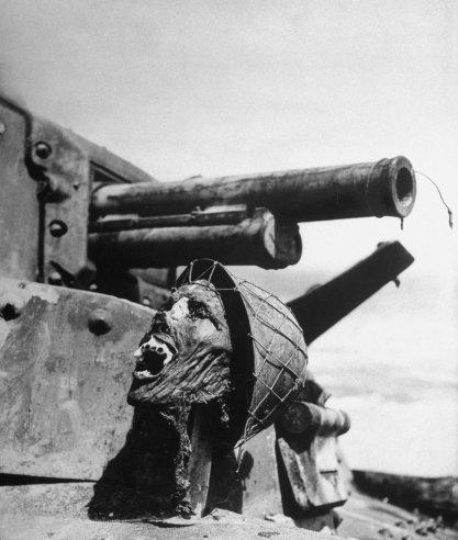 O Japão perdeu cinco vezes mais soldados do que os Estados Unidos.