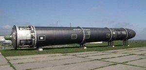 O maior míssil nuclear da história