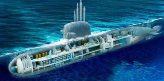 submarino nuclear Brasileiro