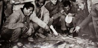 A Força Expedicionária Brasileira (conhecida também pela sigla FEB), foi enviado um total de 25.834 brasileiros na Segunda Guerra