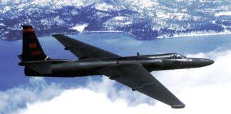 American Lockheed U-2 Dragon Lady Jets 2 - Fatos Militares
