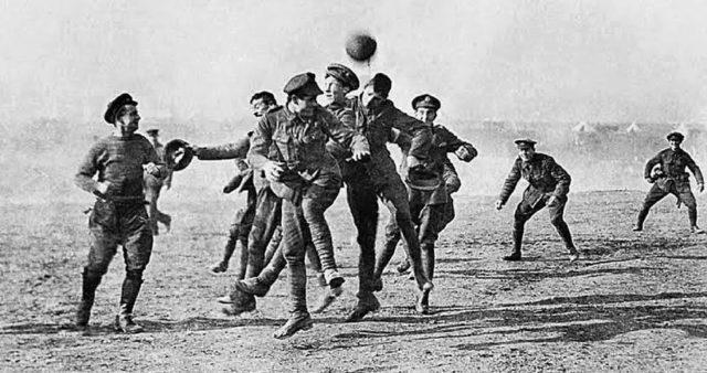 Trégua de Natal de 1914 - Fatos Militares