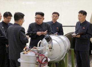 bomba H norte-coreana