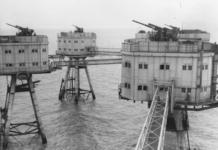 Maunsell Forts - Fortalezas Marinhas de Maunsell