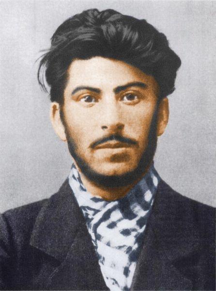 Josef Stalin em 1902