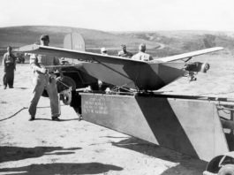 Drones na Segunda Guerra Mundial