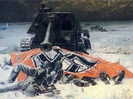 German dead. de V. Safronov