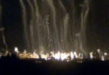 Rússia queima bairros inteiros com Bombas Incendiárias